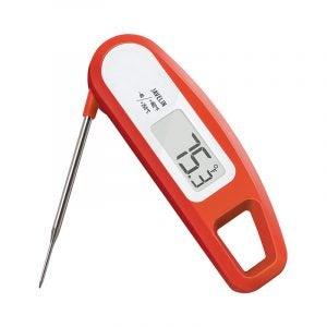 最好的肉类温度计选项:Lavatools PT12 Javelin Instant读取肉温度计