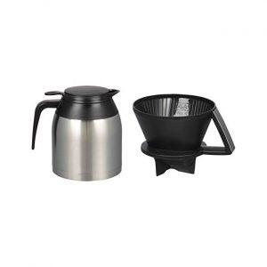 最佳热咖啡壶选择:Melitta倒超过10杯咖啡壶