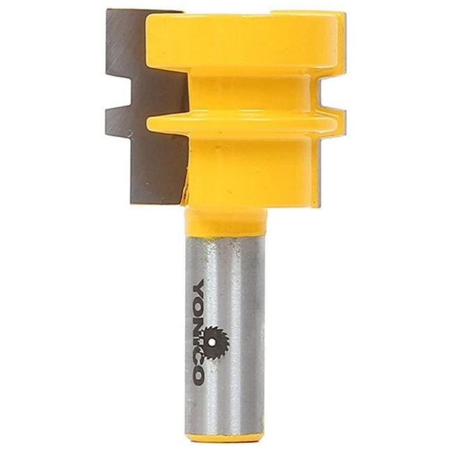 The Router Bit Types Option: Glue Joint