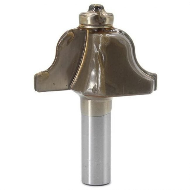 The Router Bit Types Option: Roman Ogee