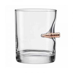 最好的威士忌玻璃选项:2套原始Benshot子弹岩石玻璃