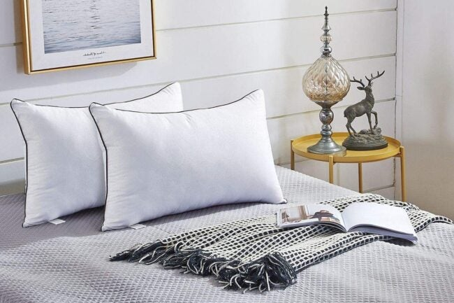 最好的床枕选择