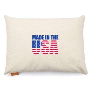 The Best Bed Pillow Option: PineTales 14 x 20 Basic Organic Buckwheat Pillow