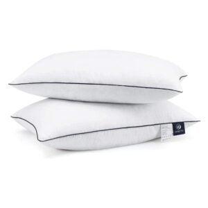 最好的床枕头选项:Sumitu床枕头,2包