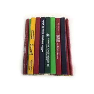 The Best Carpenter Pencil Option: 24 Pack Misprint Carpenter Pencil Set