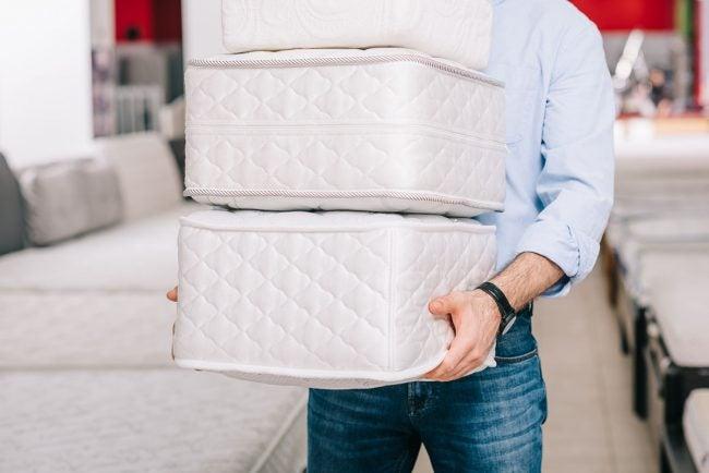 最好的可折叠床垫选择