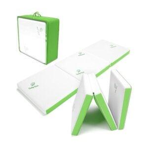 The Best Foldable Mattresses Option: Cushy Form TriFold Folding Mattress