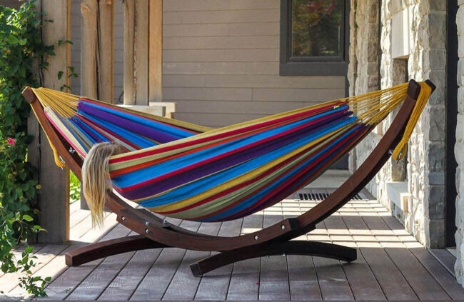 The Best Hammock Stand Options