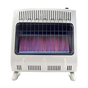 The Best Non-Electric Heater Option: Mr. Heater 30,000 BTU Vent Free Natural Gas Heater