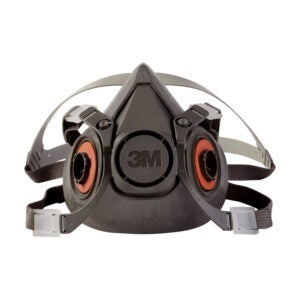 The Best Respirator Option: 3M Half Face Piece, Reusable Respirator