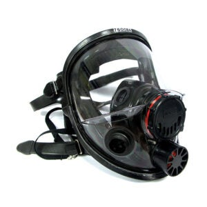 The Best Respirator Option: North 760008A Silicone Full Facepiece Respirator
