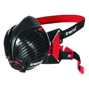 The Best Respirator Option: Trend Stealth Air APF10 Half Mask Respirator