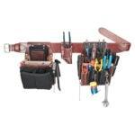 最好的工具腰带电工选项:Eventidal皮革5590 XXXL商业集