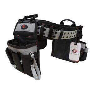 最佳工具皮带电工选项:TradeGear零件#SZB电工皮带和包组合