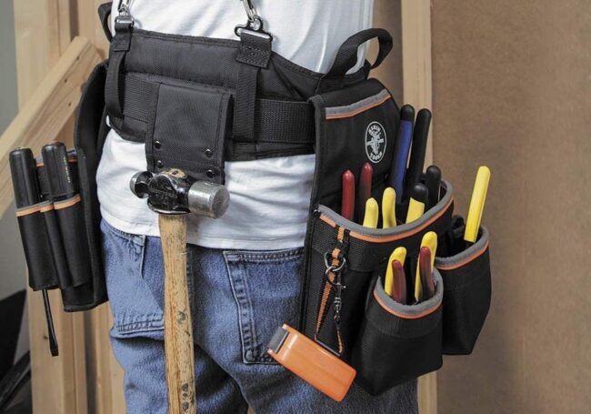 The Best Electrician Tool Belt Options