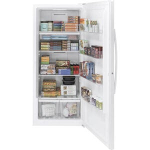 The Best Upright Freezer Option: GE 21.3 cu. ft. Frost-Free Upright Freezer