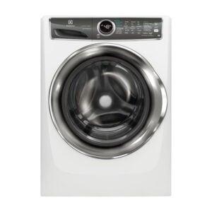 最好的洗衣机选项:Electrolox 4.4 Cu。FT。前负载垫圈