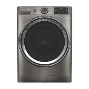 最佳洗衣机选择:GE 4.8 Cu。高效前置垫圈