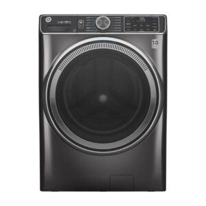 最佳洗衣机选择:GE 5.0 cu。FT。前负载洗衣机