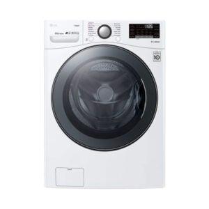 最好的洗衣机选项:LG 4.5 CU。英尺14循环前置垫圈