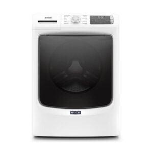 最佳洗衣机选择:美泰4.8立方。ft.可堆叠前负荷洗衣机