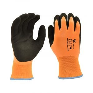 The Best Winter Work Gloves Option: G&F Products 100% Waterproof Winter Gloves