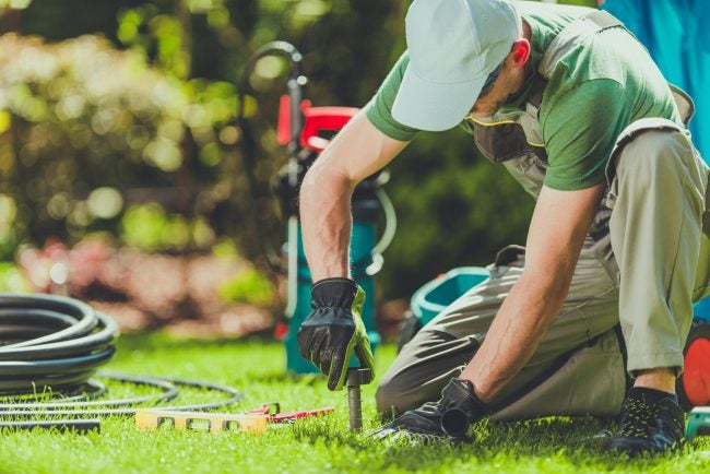 The Dos and Don'ts of Sprinkler Repair and Maintenance
