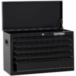 """The Best Tool Chests Option: Craftsman 26"""" Wide 5-Drawer Standard-Duty Top Chest"""