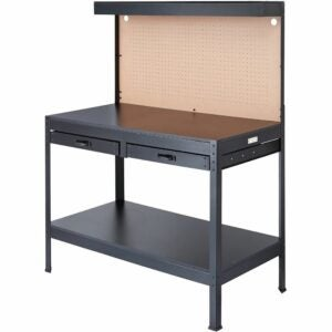 The Best Tool Chests Option: Olympia Tools Multi-Purpose Workbench With Light