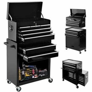 The Best Tool Chests Option: On Shine High Capacity Rolling Tool Chest with Wheels