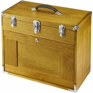 The Best Tool Chests Option: Winsor Eight Drawer Wood Tool Chest
