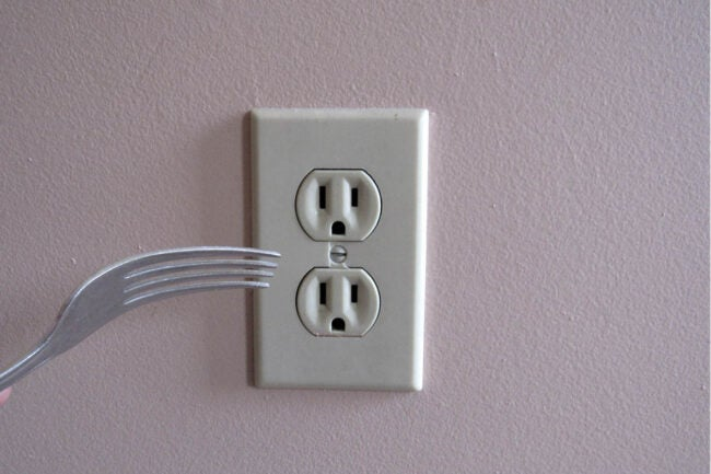 Types of Electrical Outlets: Tamper-Resistant Receptacles