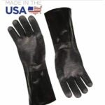 The Bbq Gloves Option: Artisan Griller BBQ Heat Resistant Insulated Gloves