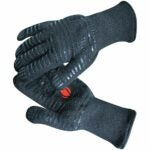 The Best BBQ Gloves Option: GRILL HEAT AID Extreme Heat Resistant BBQ Gloves
