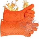 The Bbq Gloves Option: RAPICCA BBQ Heat Resistant Gloves