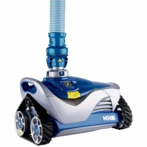 The Best Pool Vacuum Option: Zodiac MX6 In-Ground Suction-Side Pool Cleaner