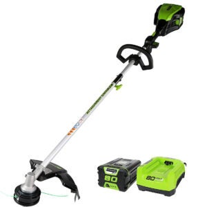 Best Brush Cutters Options: Greenworks 80V Cordless String Trimmer