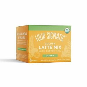 The Best Coffee Substitute Option: Four Sigmatic Golden Latte