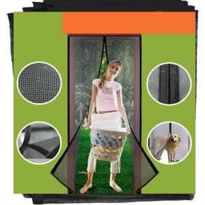 最好的磁屏门选项:主页达磁屏门玻璃纤维