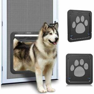 最佳磁性屏蔽门选择:OWNPETS狗屏蔽门