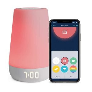 Best Night Lights Options: Hatch Rest+ Baby Sound Machine