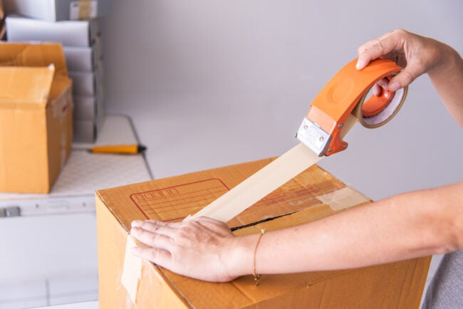 Best Packing Tapes Options