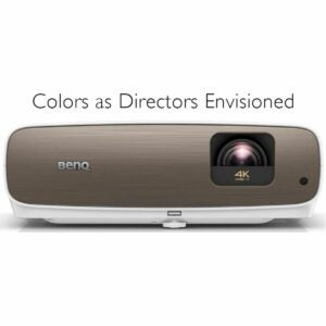 The 4k Projector Option: ViewSonic True 4K Projector