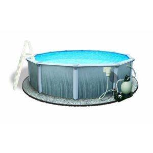 最好的地面泳池Bluewave