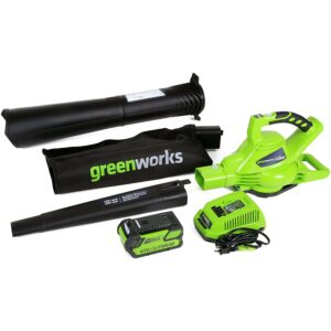 Best Battery Powered Leaf Blower Variable