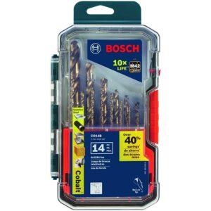 Best Cobalt Drill Bits Bosch