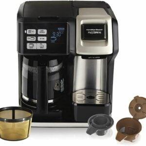 The Best Coffee Maker Option: Hamilton Beach FlexBrew Coffee Maker