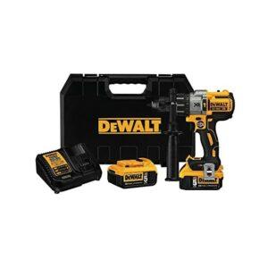 Best Cordless Hammer Drill DEWALT
