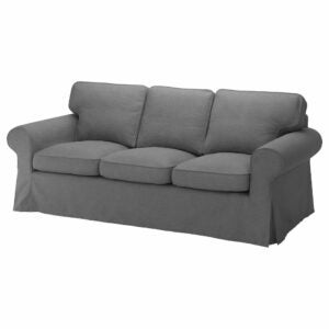 The Best Couches Option: Ektorp Sofa from Ikea