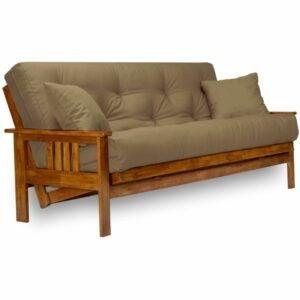 最佳蒲团选择:斯坦福蒲团套装,全尺寸框架和床垫